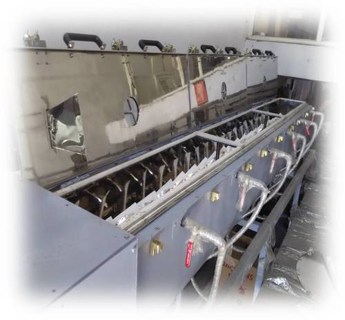 Seed On Line Process Equipment
