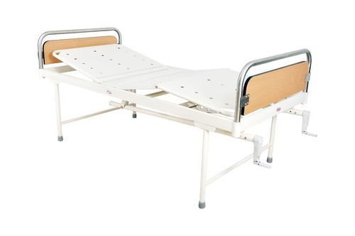Fowler bed with SS laminated head & foot panels