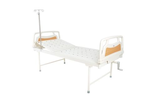 Semi fowler bed with PP moulded head & foot panels