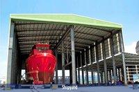 shipyard structure