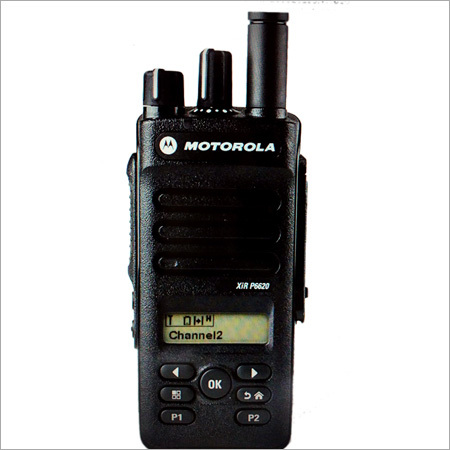 Digital Tow Way Portable Radio