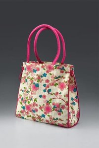 Eco friendly Flora Beach Bag