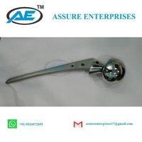 Assure Enterprises Bipolar Non Fenestrated Hip Prosthesis