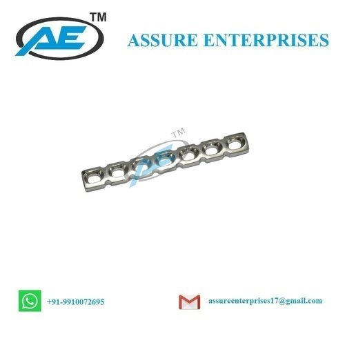 Assure Enterprises Reconstruction Straight Plate