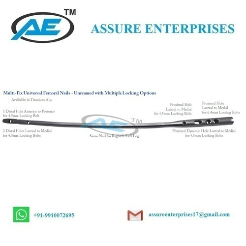 Assure Enterprise Multifix Universal Nail