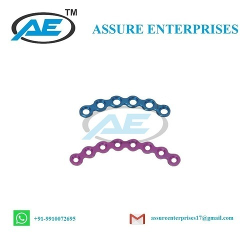 Assure Enterprise Orvital Curved Plate