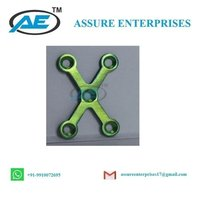 Assure Enterprises X Shape Plate
