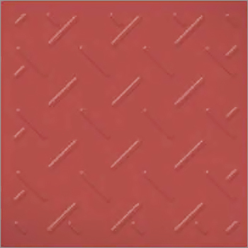 Terracotta Steel Grip Floor Tile Series