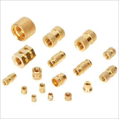Brass Moulding Inserts