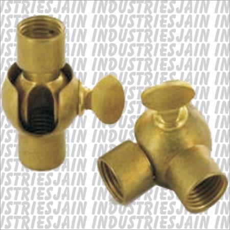 Brass Swivel