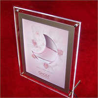 Acrylic Certificate Stand With Led