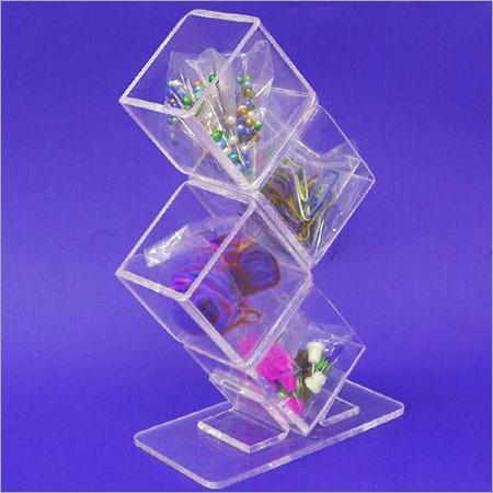 Acrylic Organiser