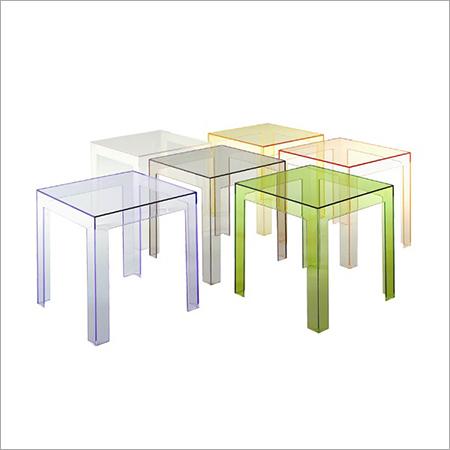 Acrylic Kartell Jolly Table