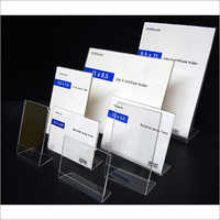 Acrylic Point Of Purcharse Displays