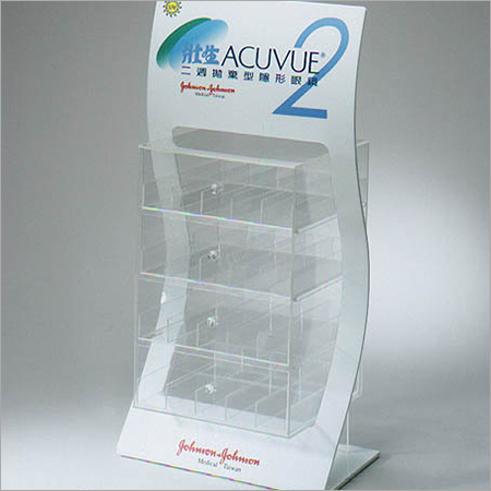Acrylic Pop Display Stand