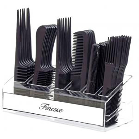 Acrylic Comb Display Stands