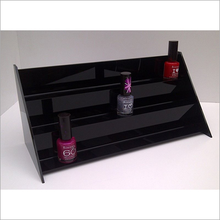 Acrylic Cosmetics Stands And Displays