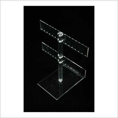 Acrylic Earing Display Stand
