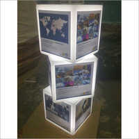 Acrylic display stand Light Boxes