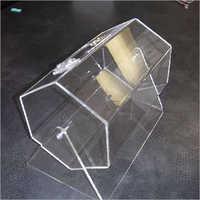 Clear Acrylic Drum
