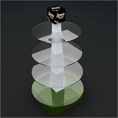 Acrylic Revolving Displays