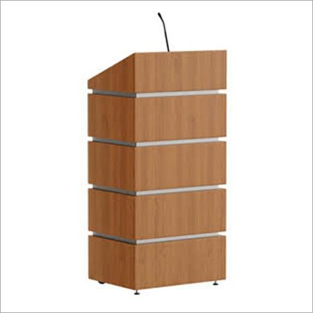Acrylic Wooden Podium Designs