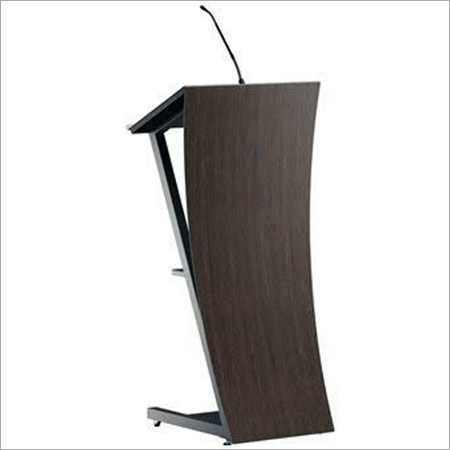 Acrylic Wooden Podium Designs