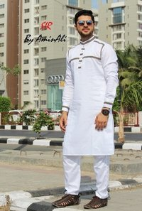 Designer Kurta Pyjamas for Men