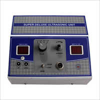 Super Deluxe Ultrasonic Unit
