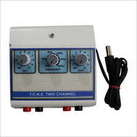 2 Channel Tens Ultrasonic Therapy Machine