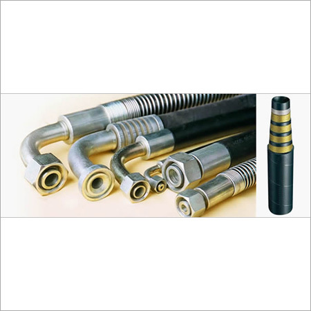 Industrial High Pressure Hydraulic Hose