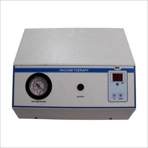Vacuum Therapy Unit