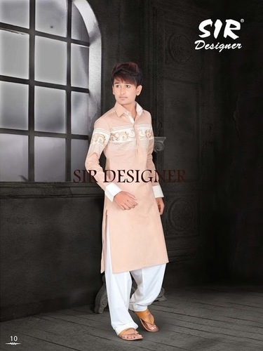 Men's Kurta and Pyjama Set