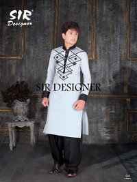 Kurta And Pyjama Set Ethnic Wear