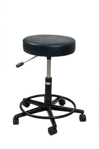 Hospital Revolving Stool Cushion Top