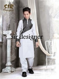 Pathani Suit Set Ethnic Wear