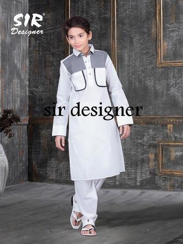 Afghani Kurta Pajama