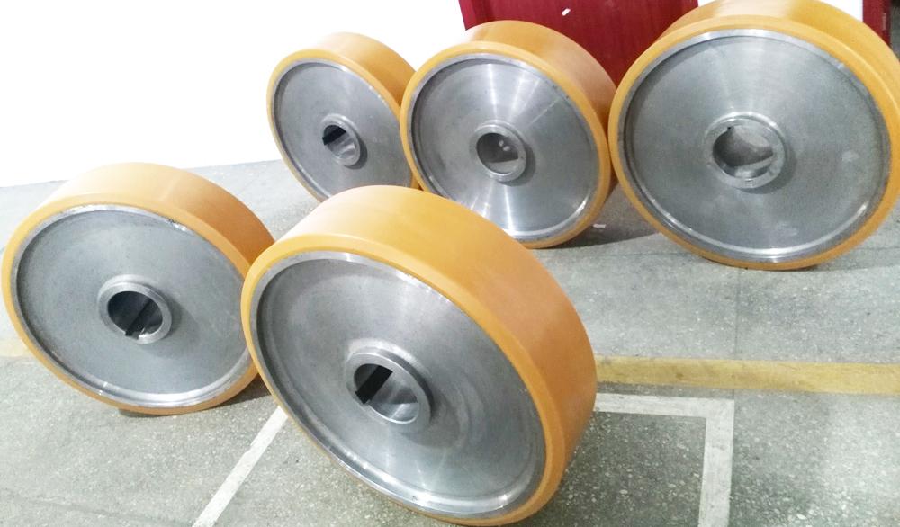 PU Wheels & Rolls