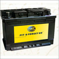 Automobile Hella Battery