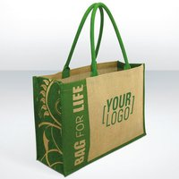 Stylish Jute Promotional Bag