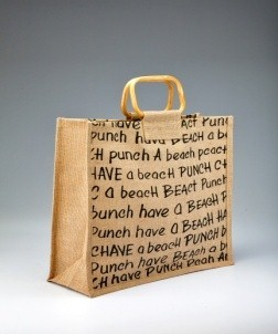 Promotional Jute Shopping bags