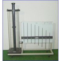 Orifice And Jet Velocity Apparatus