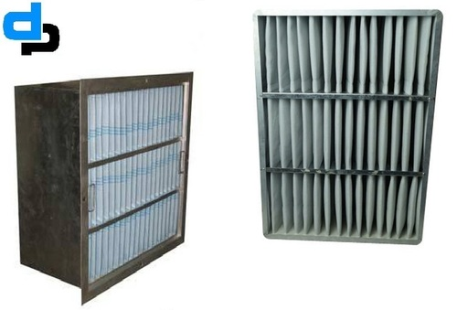 Dry Fabric Panel Type Air Filters