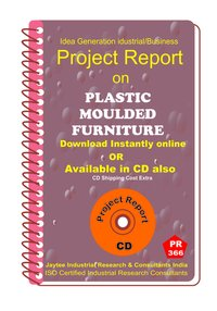 Plastic Moulded Furniture manufacturing Project Report eBook
