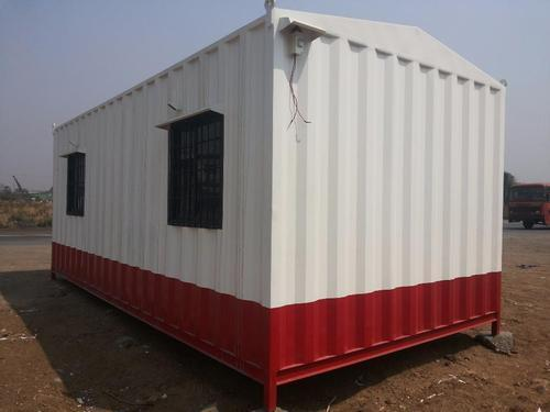 Steel Customized Portable Office Cabin
