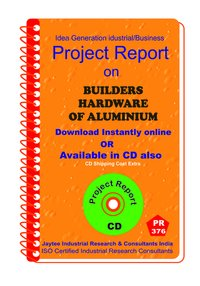 Builders Hardware of Aluminium manufacturing eBook