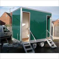 Mobile Toilet Cabin