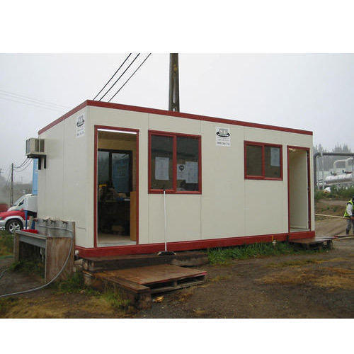 Porta Cabin Site Office