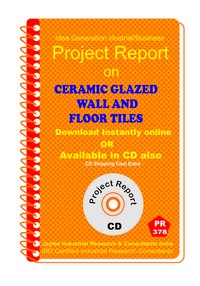 Ceramic Glazed Wall and Floor Tiles manufacturing eBook