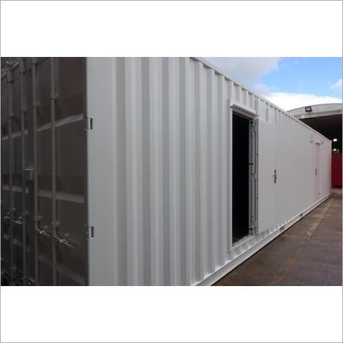 Aluminium Security Cabin